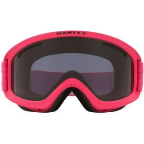 Oakley O-Frame 2.0 Pro Gafas de Nieve Jóvenes, rosa/negro